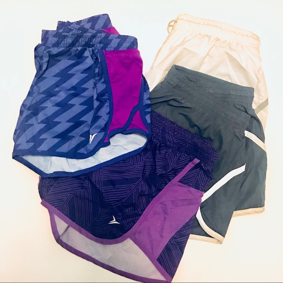 Old Navy Pants - Old Navy Semi-Fitted Running Shorts Bundle